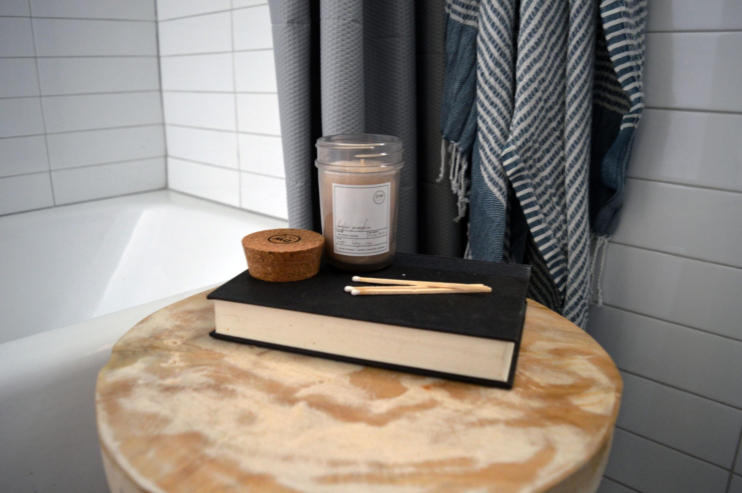An Orlando Interior Designer's Guest Bathroom Renovation
