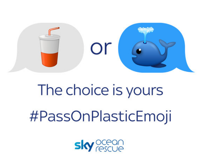 Sign the petition to remove single use plastic from our emoji list here