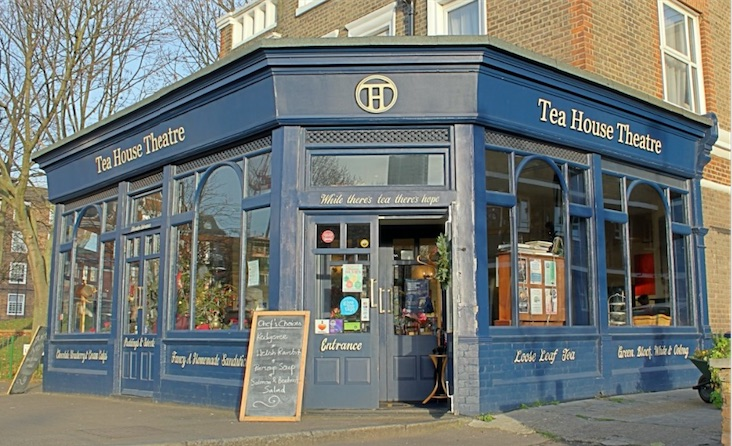 Join us at 7.30pm, The Tea House Theatre, 139 Vauxhall Walk, Se11 5HL