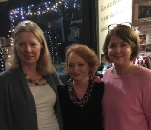 Emma Darwin, Stella Duffy & Kellie Jackson