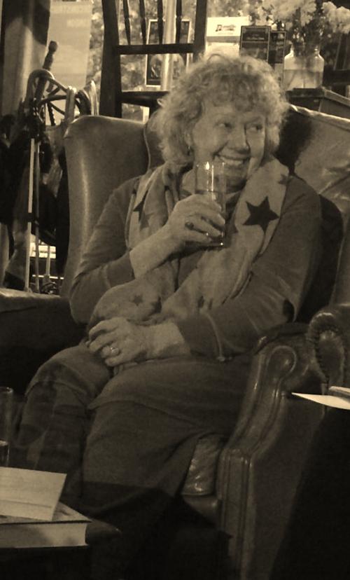 Michèle Roberts ( photo: Sue Wallman)