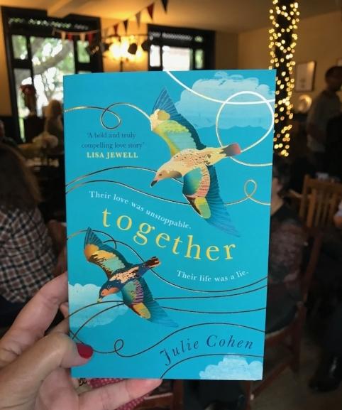 Julie's recent novel, Together, is a Richard & Judy summer read.