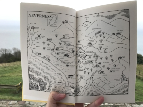Zoe set out to write  Folk , by deliberately creating a place that exists inside a fairy tale.