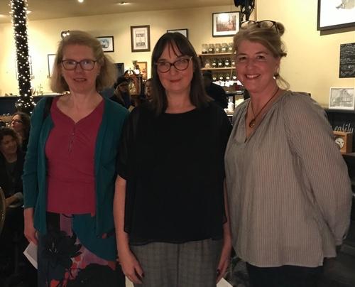 With Emma Darwin & Jenny Savill