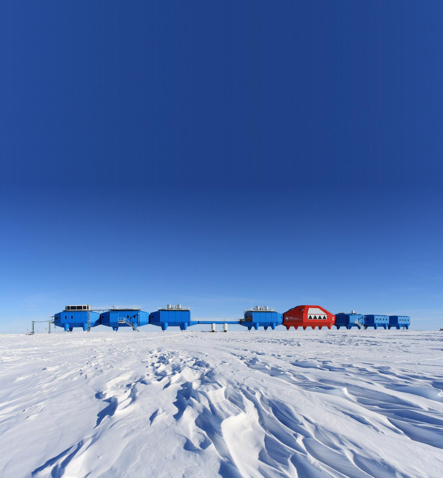 © 2012 British Antarctic Survey
