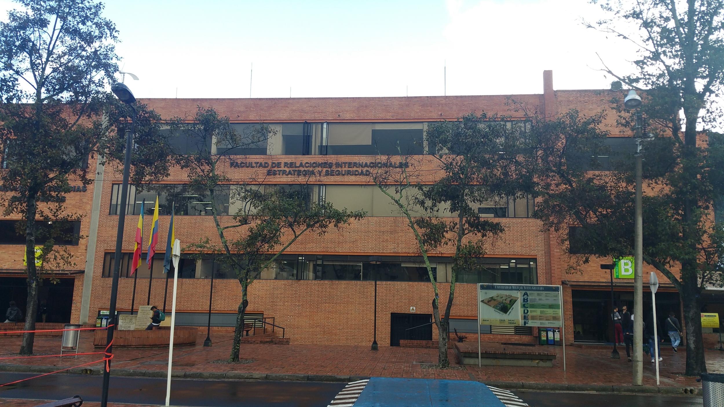 Universidad Militar Nueva Granada, Facultad de Relaciones Internacionales