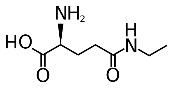 L-Theanine or 5-N-Ethyl-Glutamine