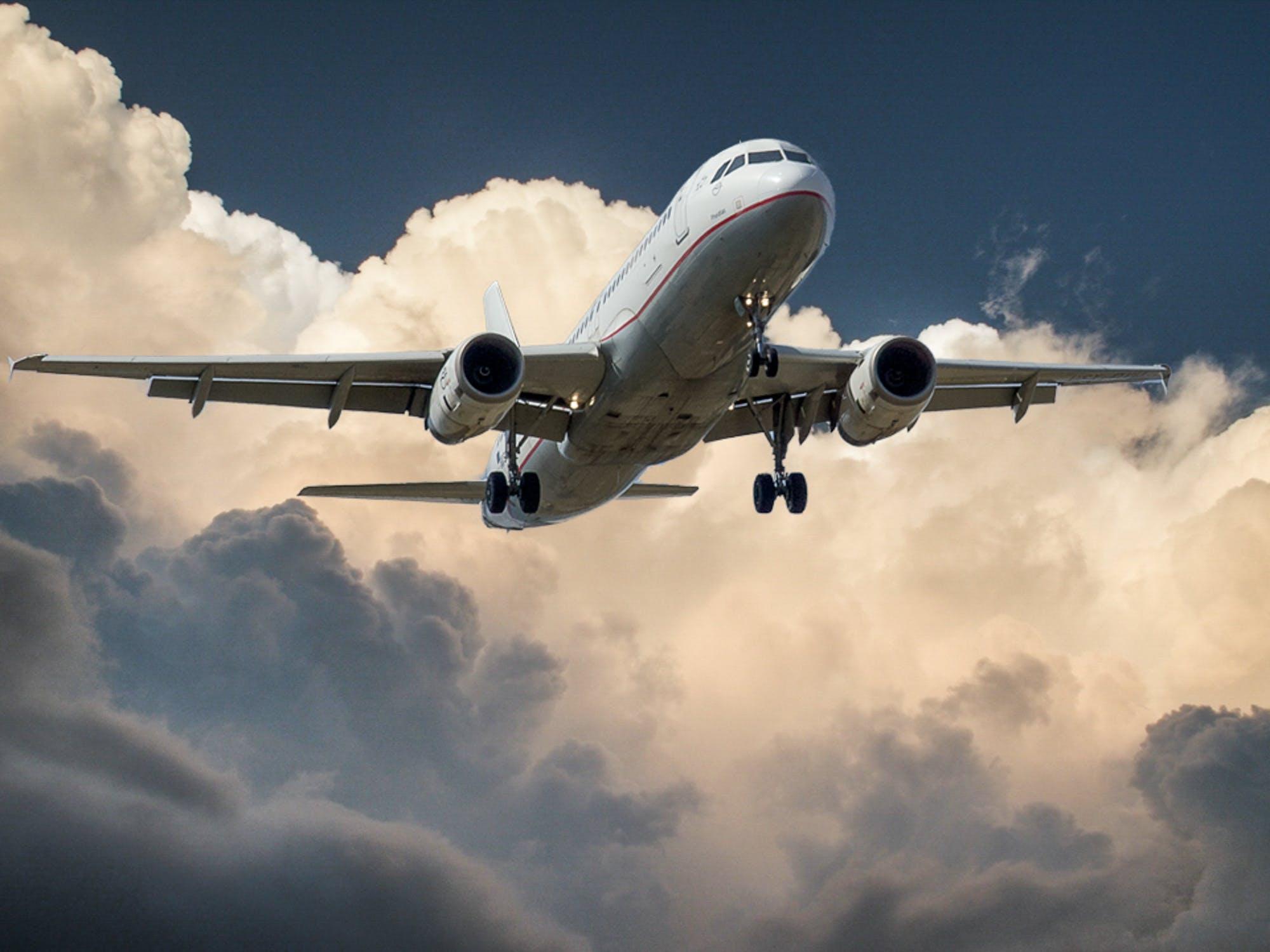 hypoxia airplane