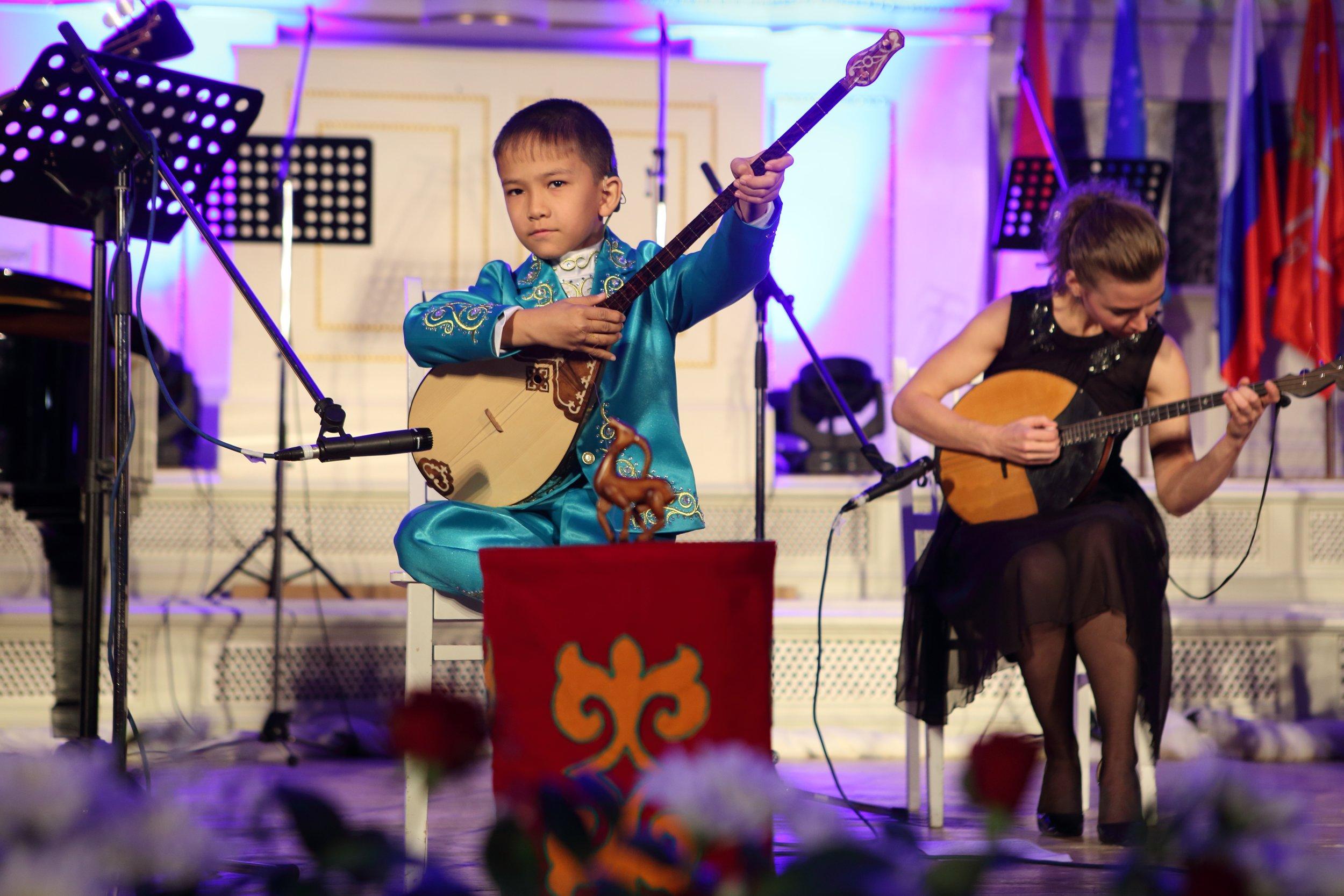 Нурбол Сейдулла (Казахстан, 8 лет)