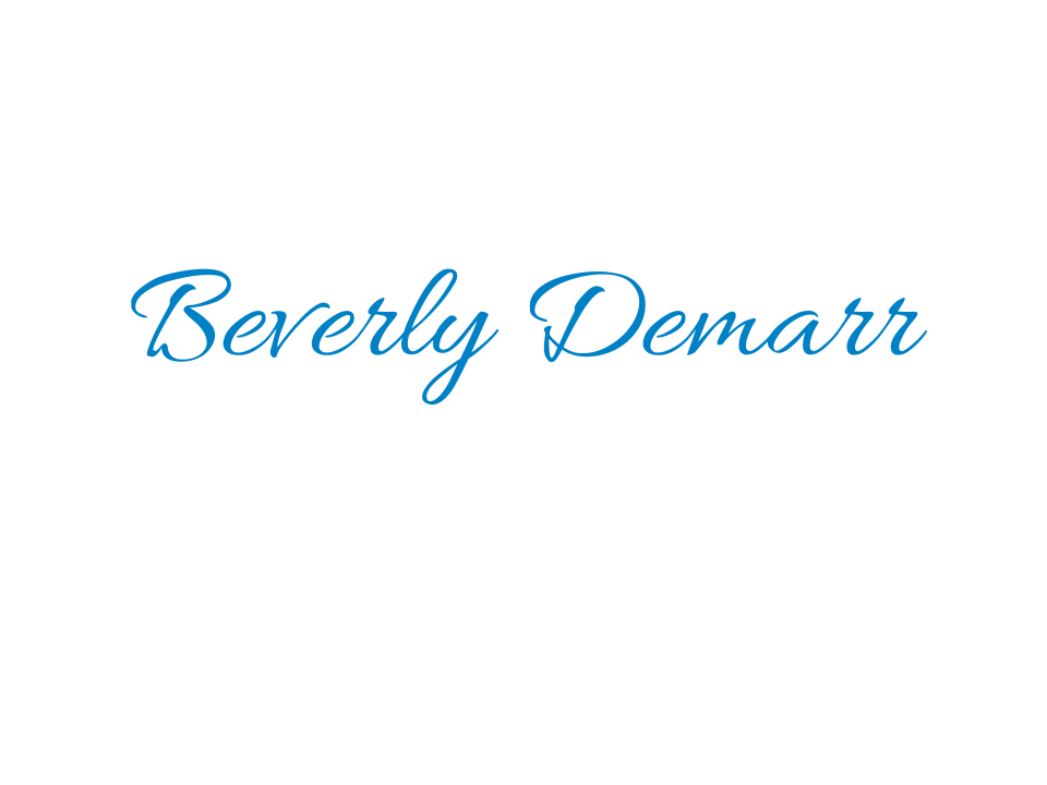 Signature - Beverly Demarr .png