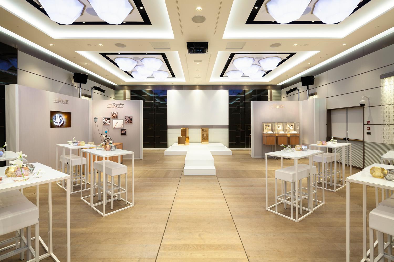 Silhouette Atelier Event & Show - Setup