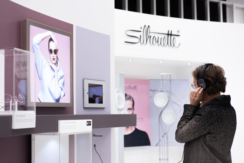 filgut com_Mido eyewear show_Inszenierung