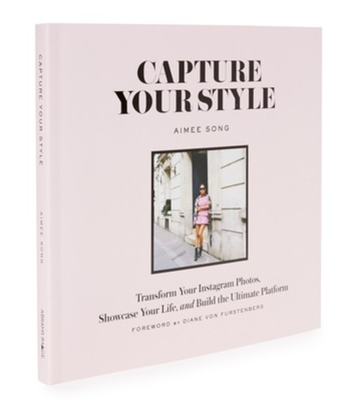 Capture Your Style: Aimee Song