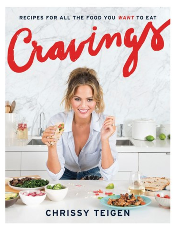 Cravings: Recipes for all the Foods You Want to Eat Cookbook