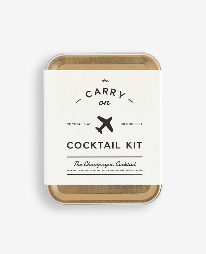 W&P Carry On Champagne Cocktail Kit