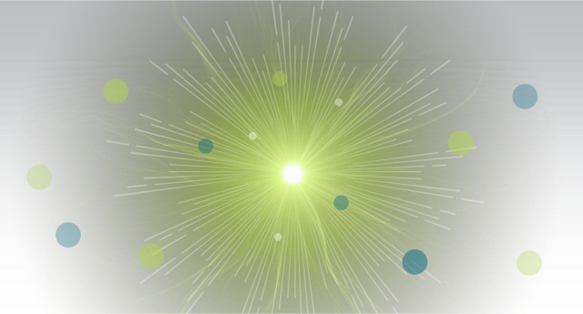 Light source emits photons...