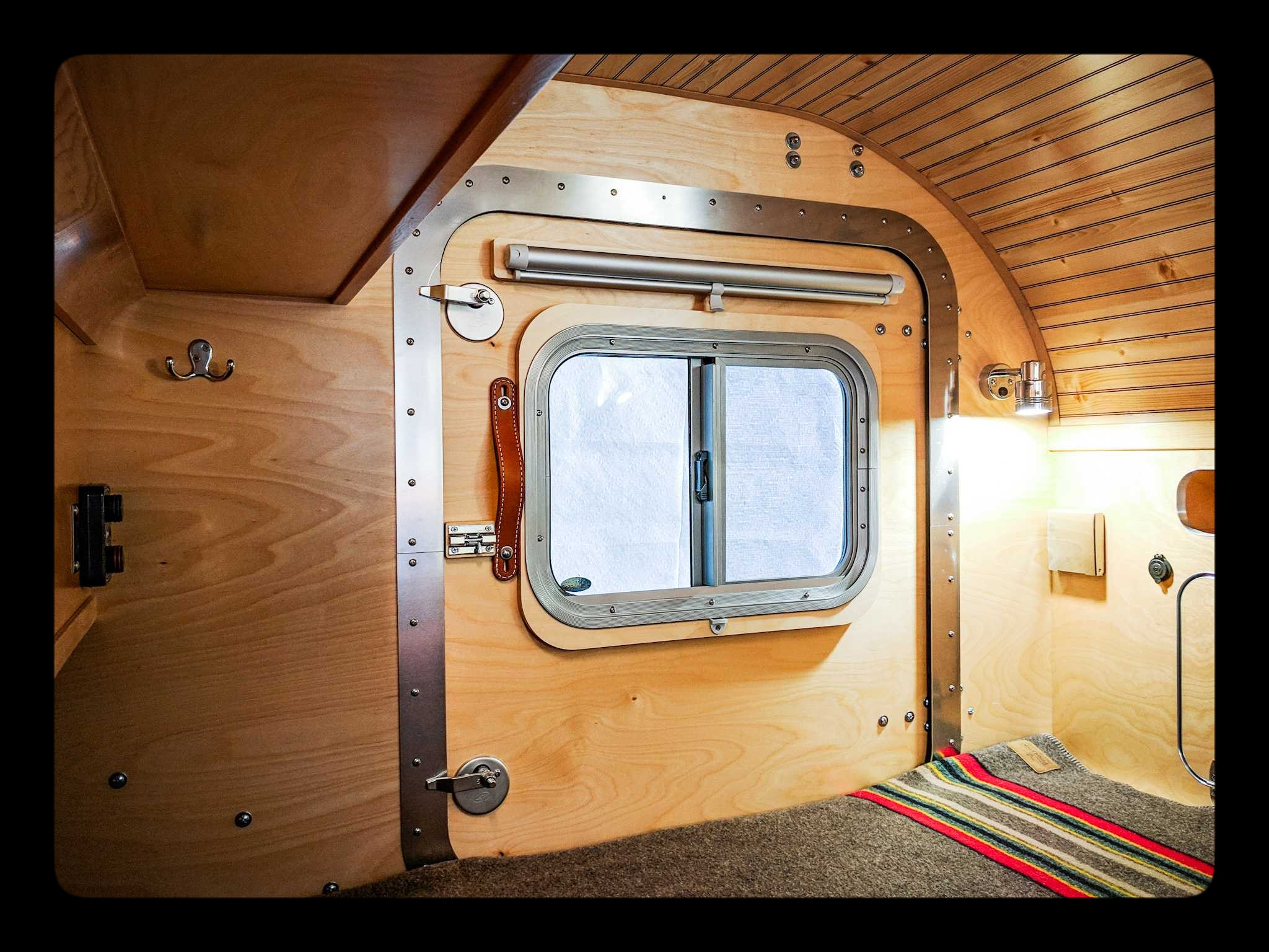 Exterior Trailer Images High Camp Trailers Compact Camping Teardrop Trailers
