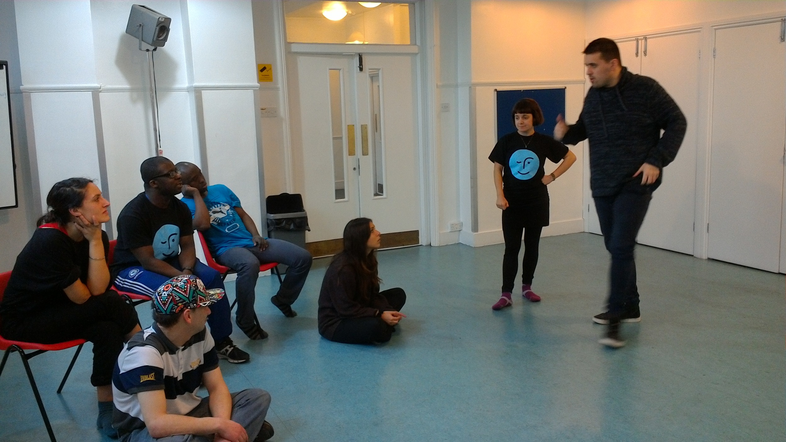 Wink Inclusve Drama Workshop