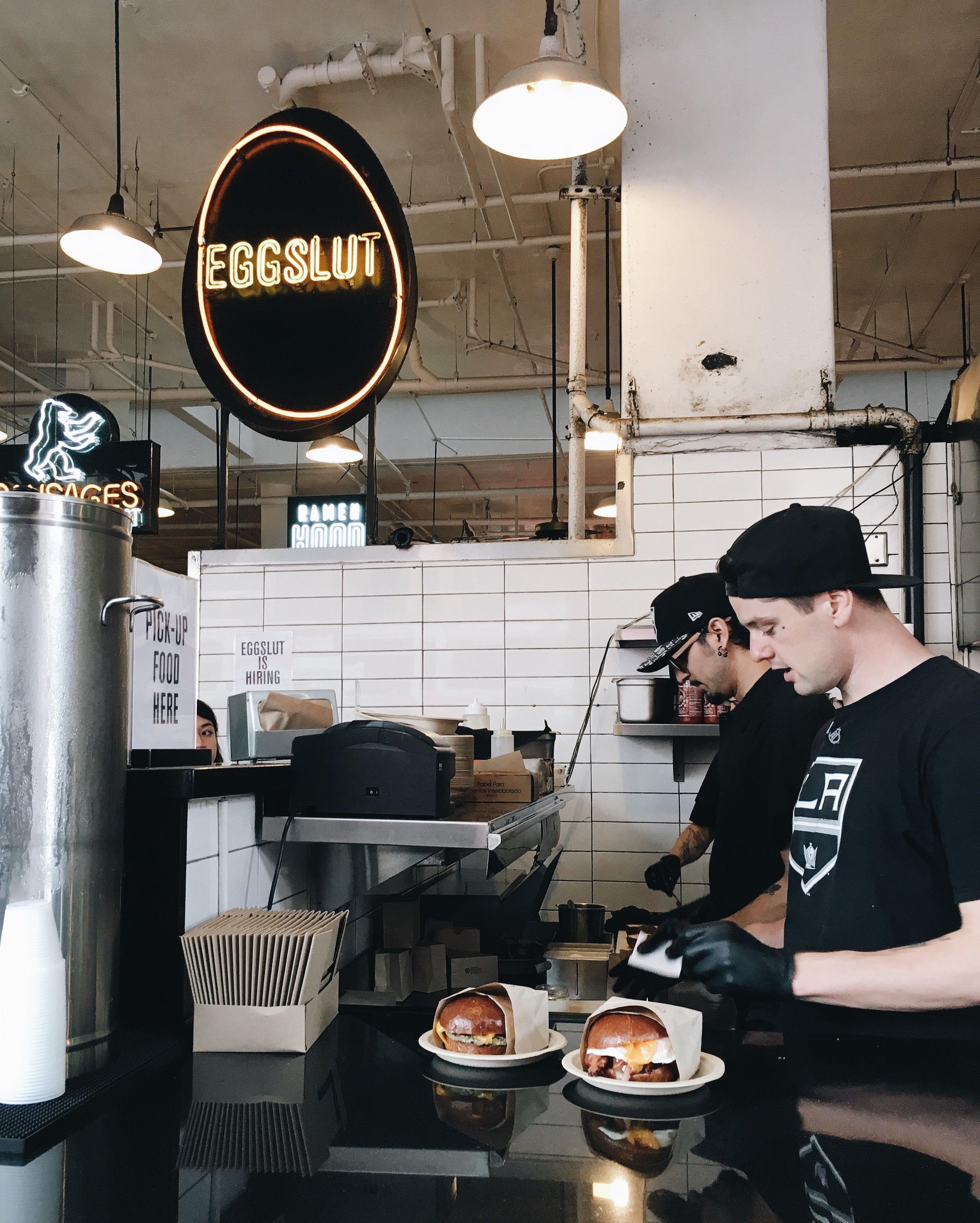 Eggslut : Los Angeles