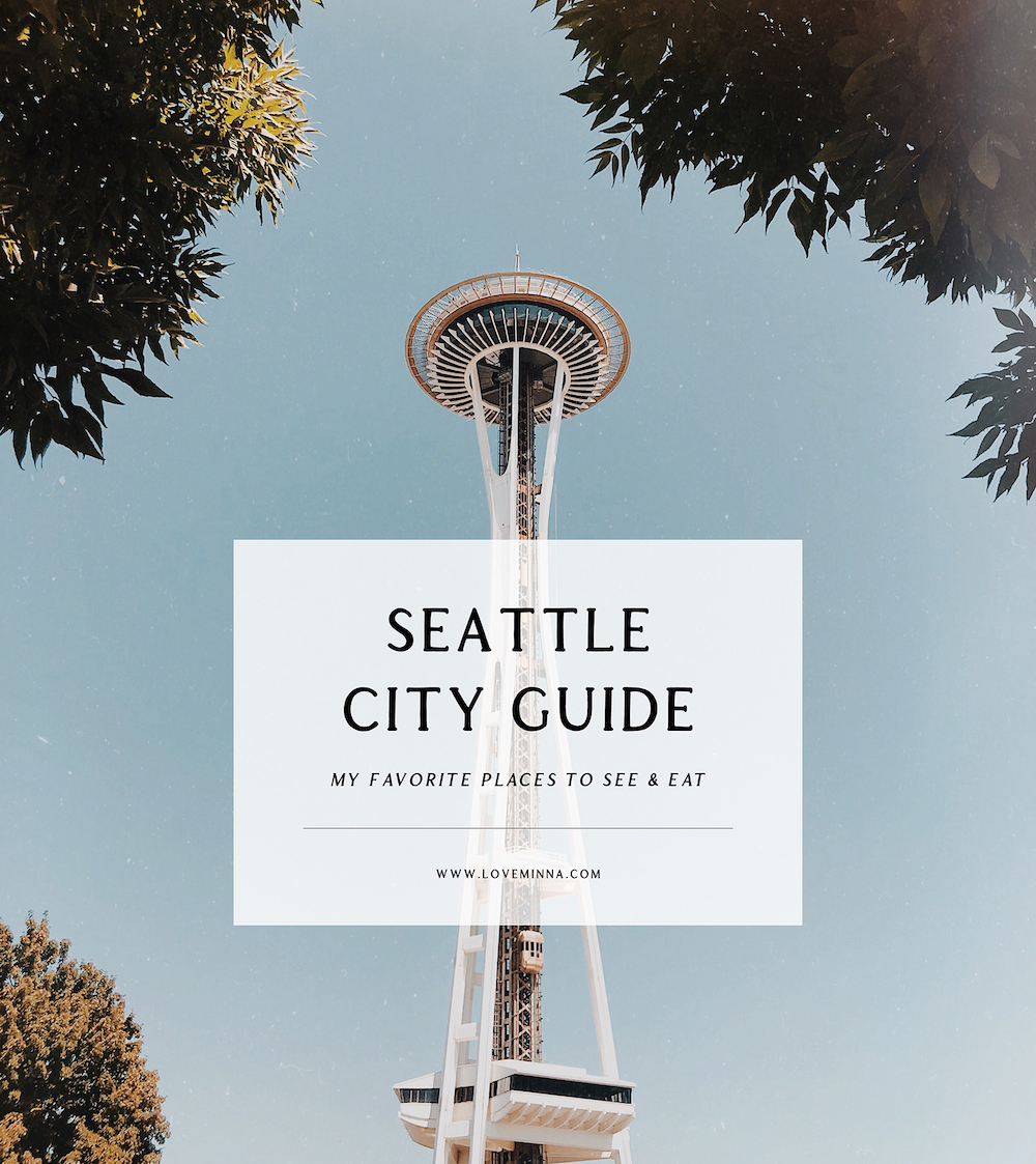 Seattle City Travel Guide