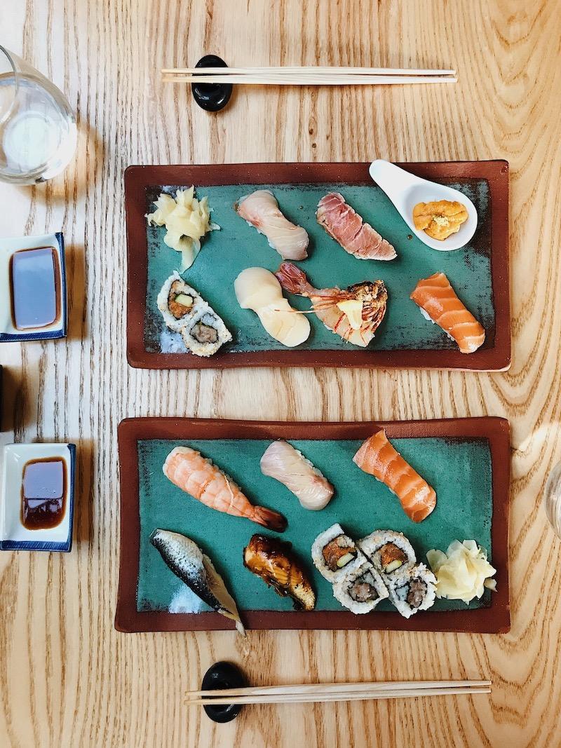 Sushi Kashiba - Omakase
