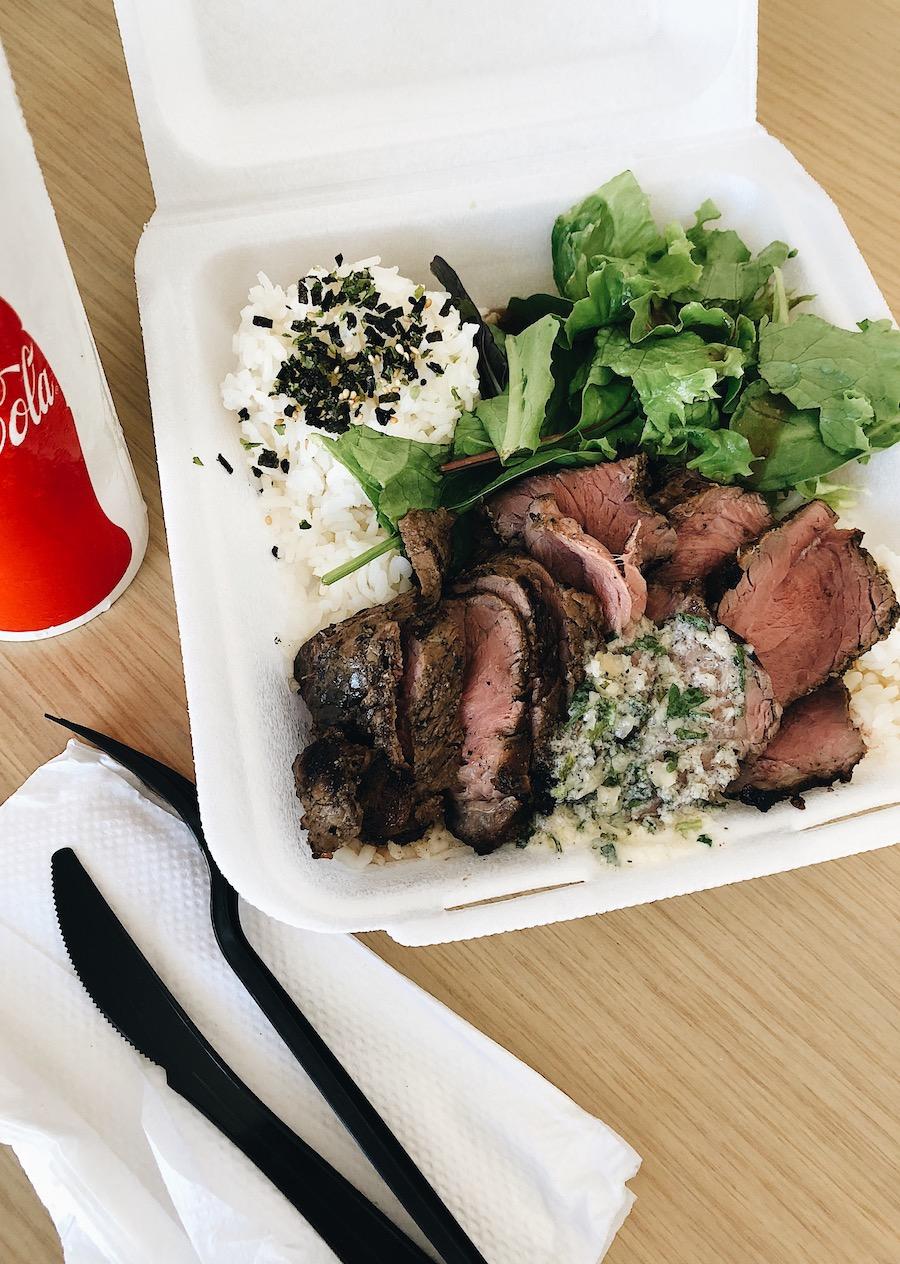 Steak Shack Hawaii - Love, Minna