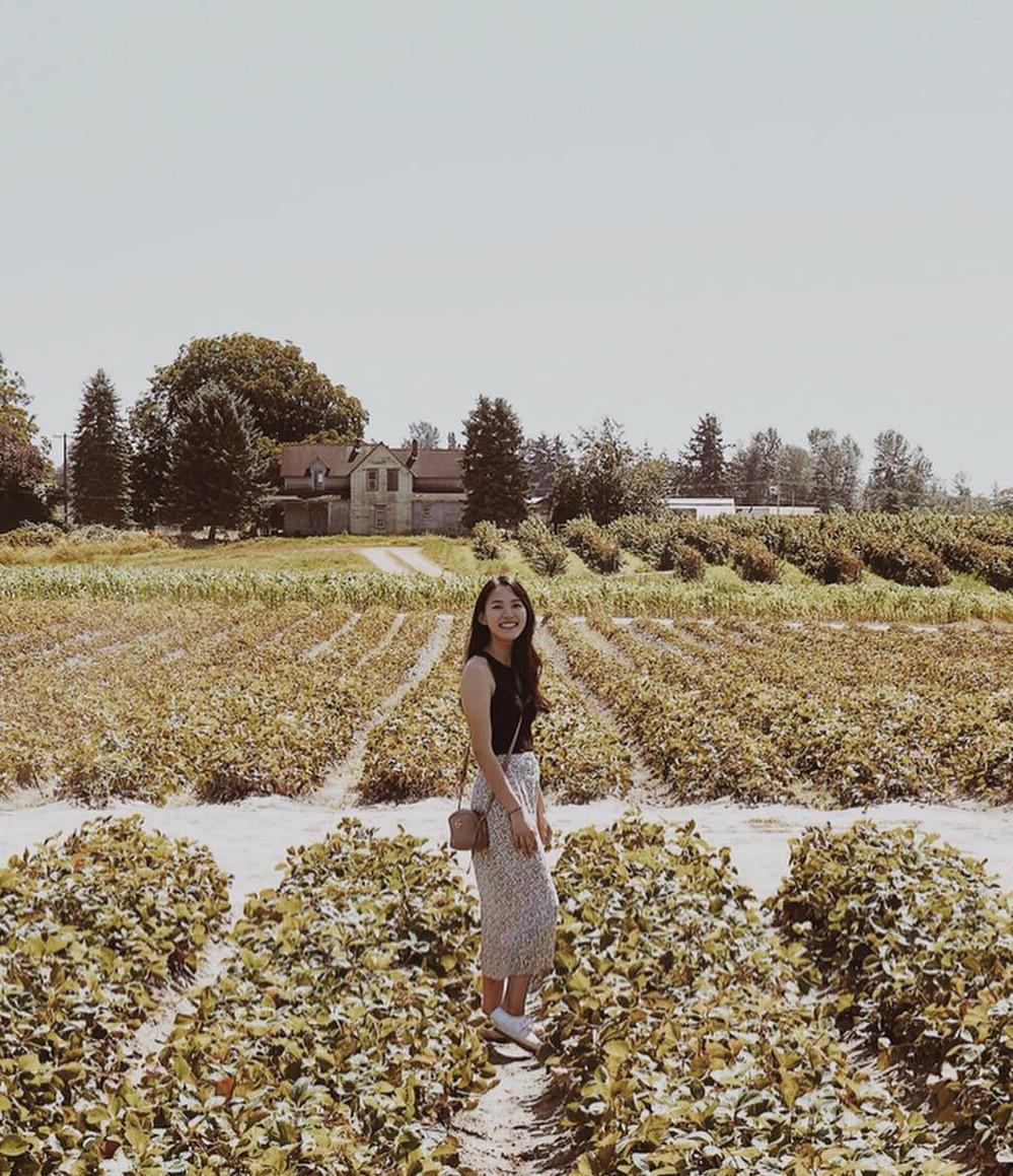 Minna So - Seattle Blogger and Designer