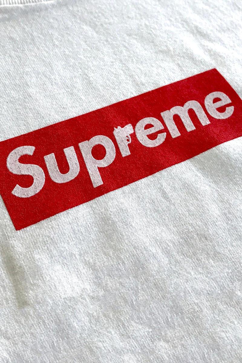 Supreme x The Sopranos