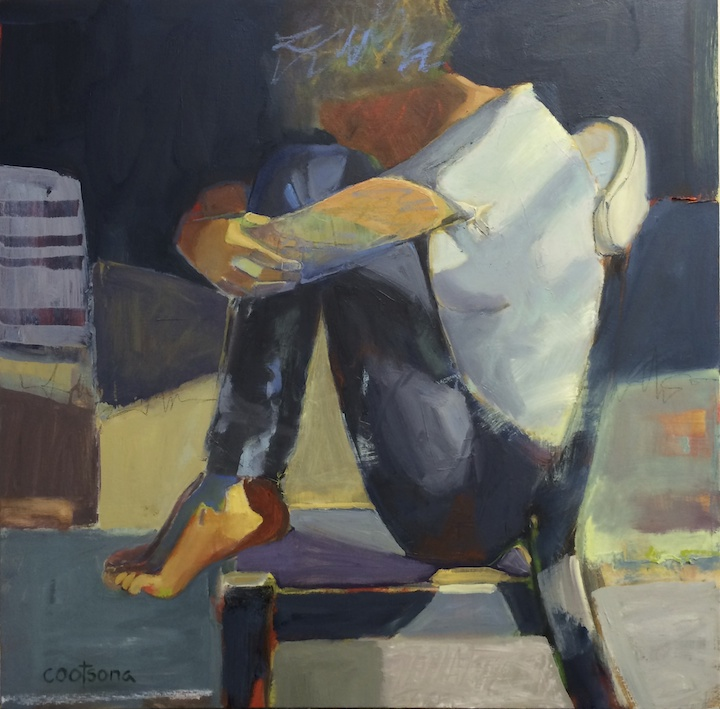 Girl In Chair IV