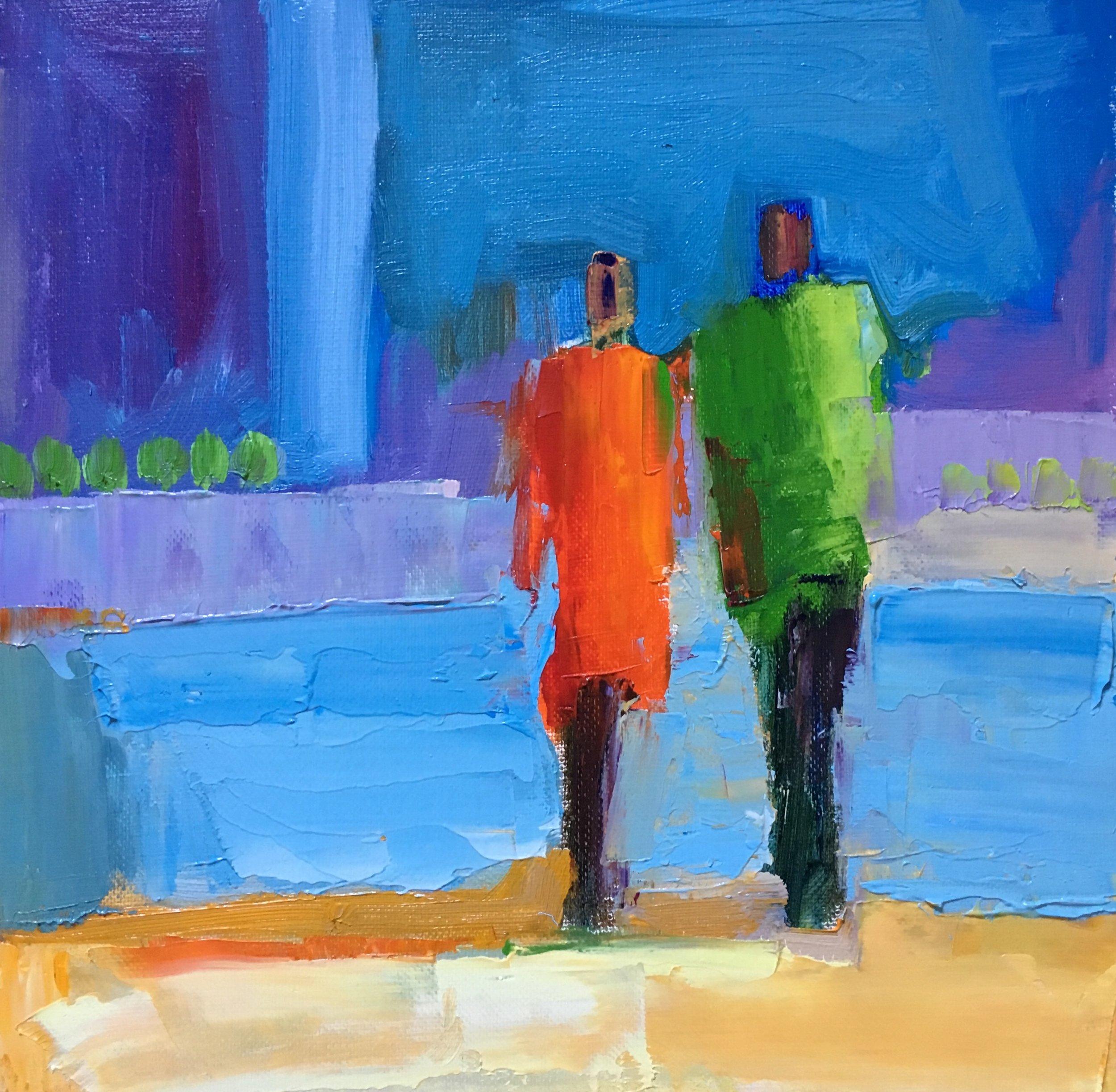 Color Temperature Demo by Melinda Cootsona