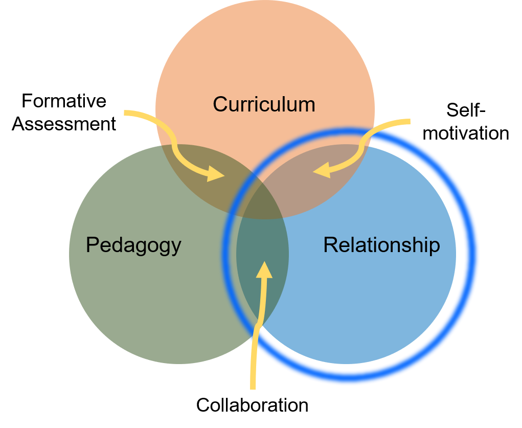 Curriculum-Pedagogy-Relationship venn diagram for Newsletter.png