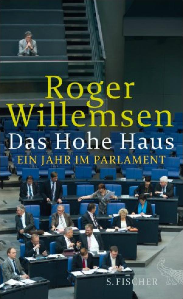 Buchcover Roger Willemsen