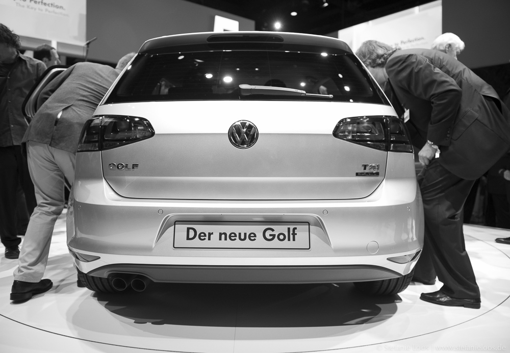 Golf 7 Präsentation