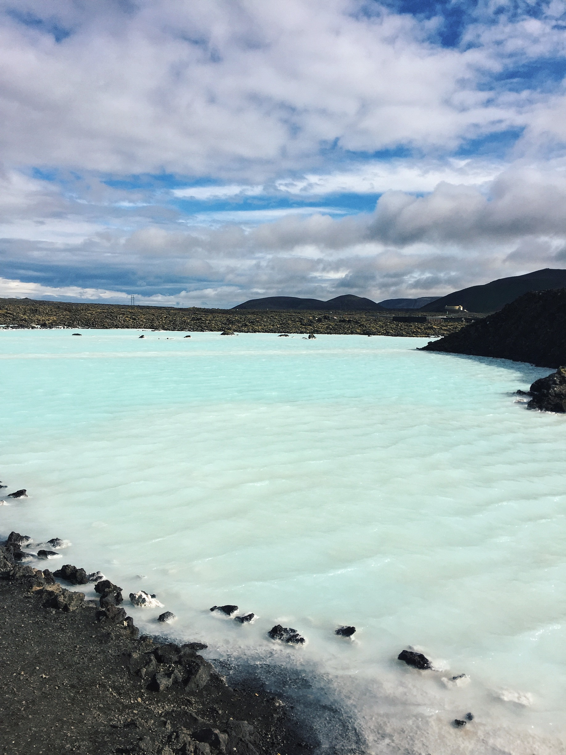 So close to the Blue Lagoon!
