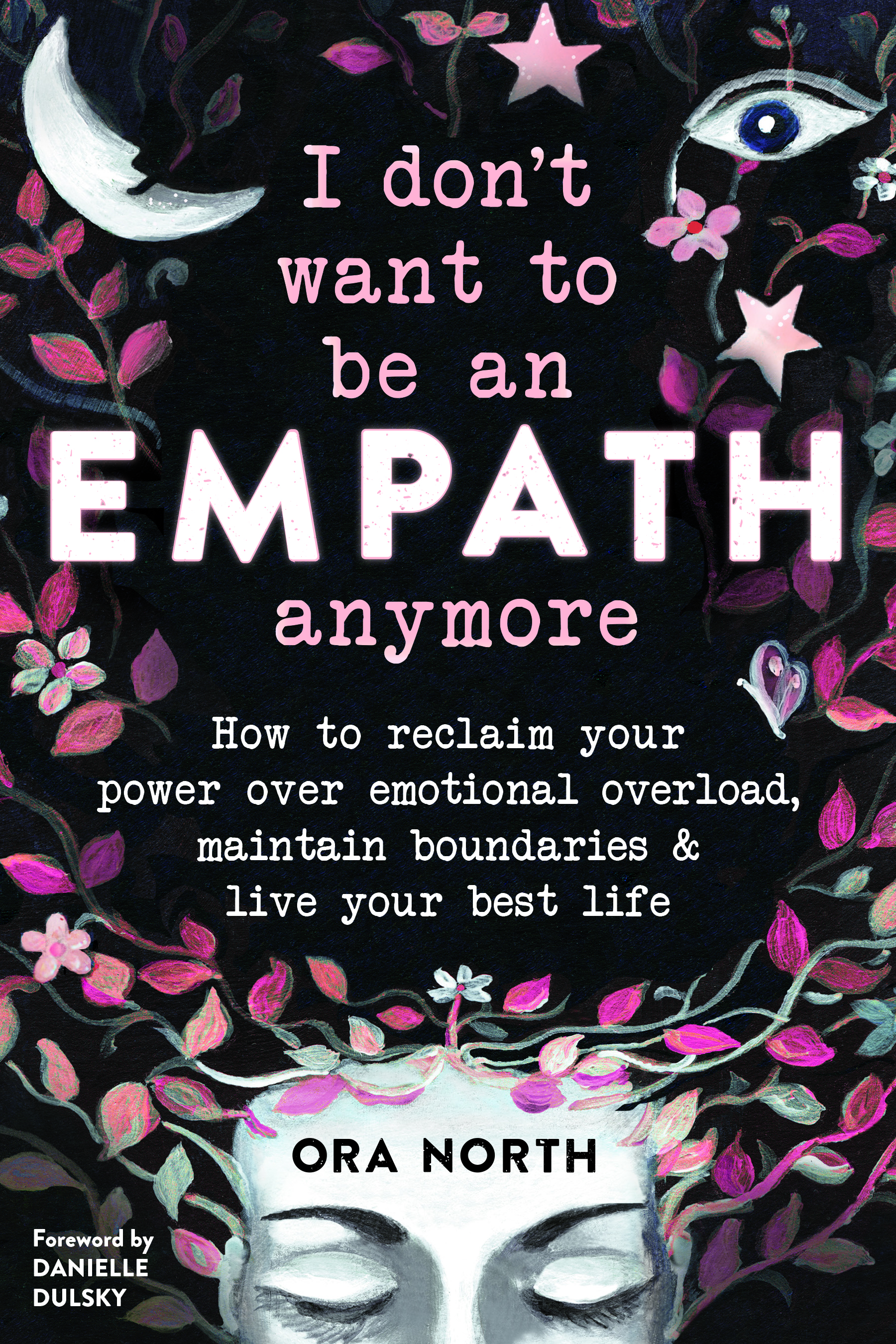 My book I Don't Want to be an Empath Anymore is now available!  - Get your copy at New Harbinger Publications, Amazon, or a bookstore near you!