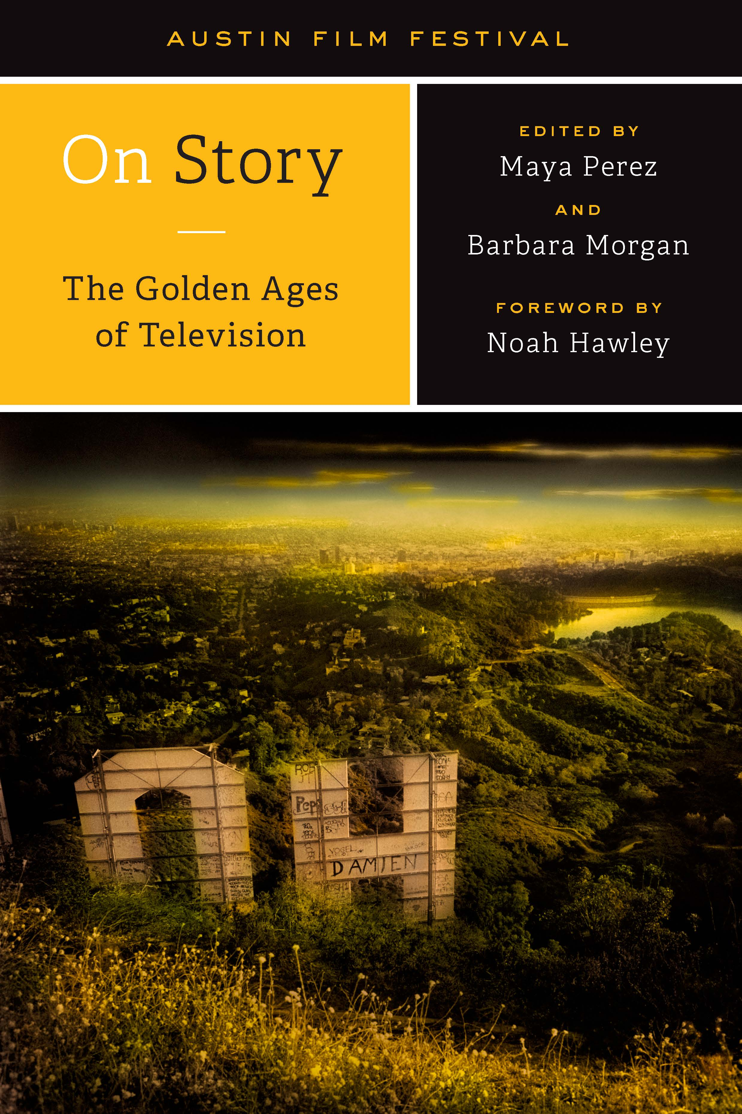 On Story—The Golden Ages of Television  explores the transformation of television's narrative content over the past several decades through interviews with some of TV's best creators and writers, including Garry Shandling ( The Larry Sanders Show ), Carl Reiner ( The Dick Van Dyke Show ), Issa Rae ( Insecure ), Vince Gilligan ( Breaking Bad ), Greg Daniels ( The Office ), Paula Pell ( Saturday Night Live ), Noah Hawley ( Fargo ), Liz Meriwether ( New Girl ), David Chase ( The Sopranos ), Alan Yang ( Master of None ), Marta Kauffman ( Friends ), Jenji Kohan ( Orange Is the New Black ), and many more. Their insights, behind-the-scenes looks at the creative process, production tales, responses to audiences' reactions, and observations on how both TV narratives and the industry have changed make this book ideal for TV lovers, pop culture fans, screenwriting courses, and filmmakers and writers seeking information and inspiration.