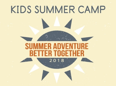 For all kids going into grades 3 through 6. Deadline for camp registration early bird price of $225 is July 2nd, anything after then will cost $260. Click below to register and pay online!   *Please note date of kids camp is July 16th-July 20th.   Click  HERE  for kids camp info & guidelines
