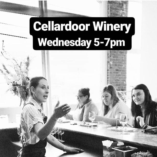 3 bites, 3 wines tomorrow night at @cellardoorportland 5-7pm. Always an awesome night!
