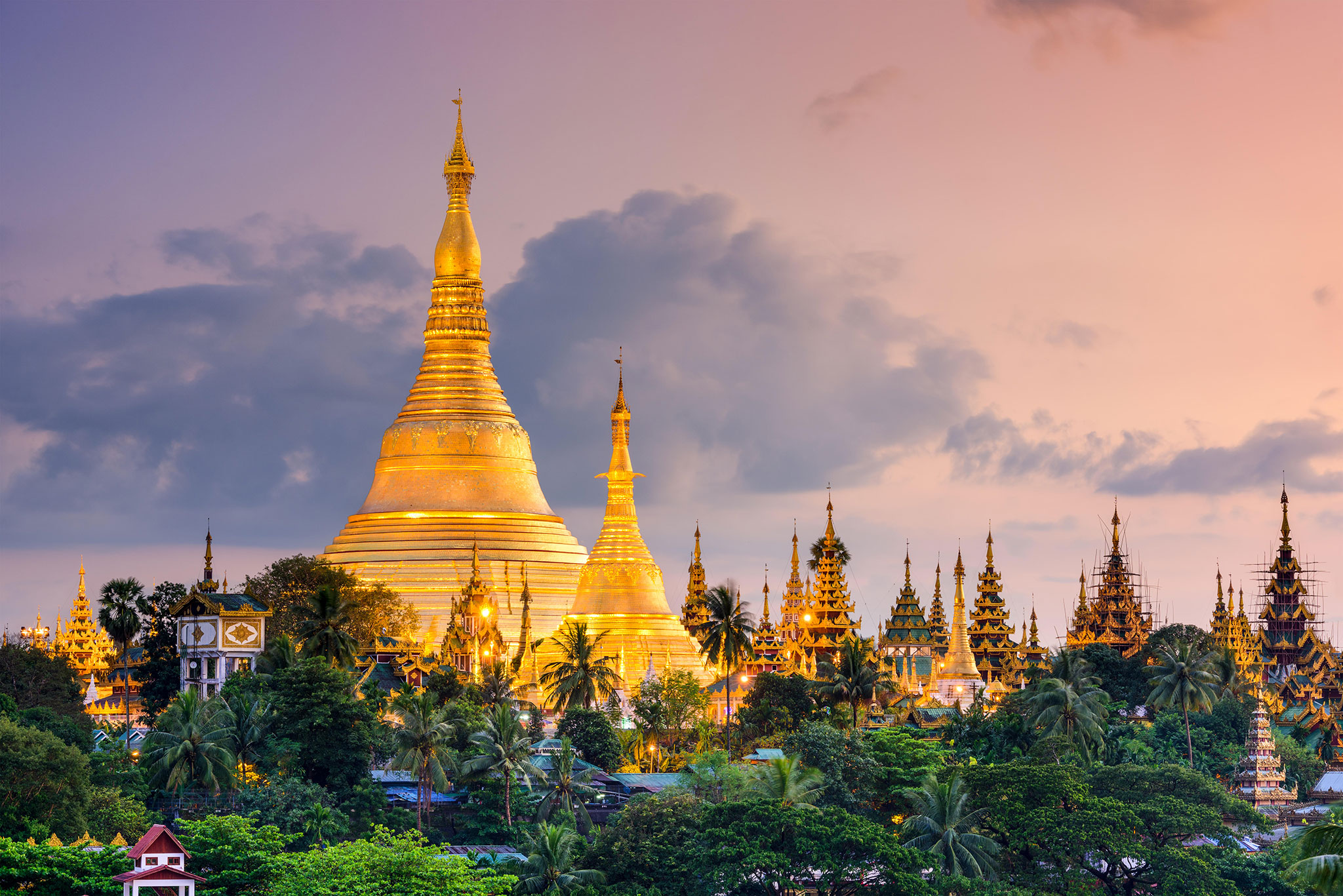 yangon - The former colonial capital of Myanmar, Yangon is an exciting melting-pot of culture, arts, religion and politics.