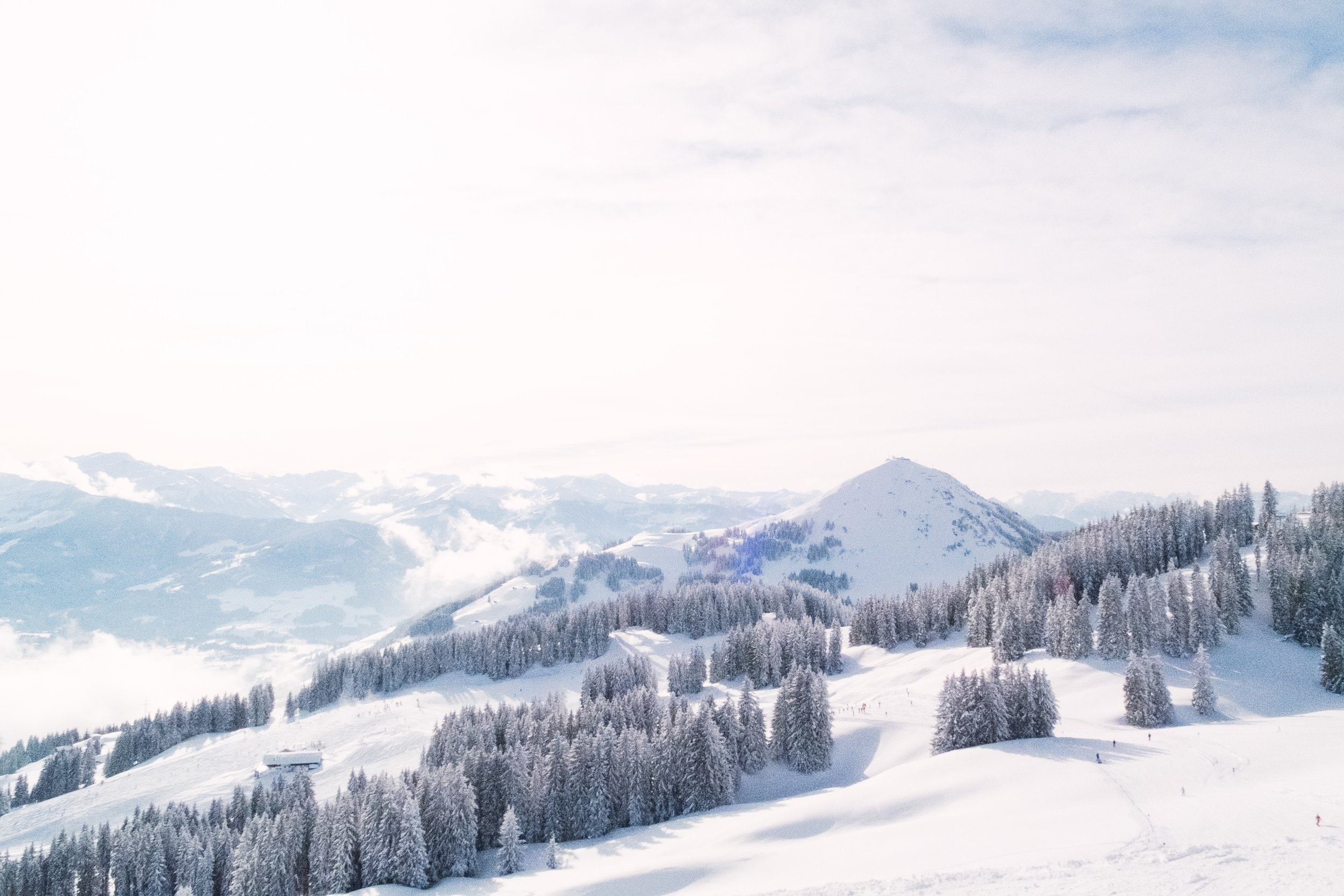 Gulmarg - Wild, raw and ungroomed, Kashmir's Gulmarg calls for those who really want to go off-piste in some of the highest skiable peaks in the world.