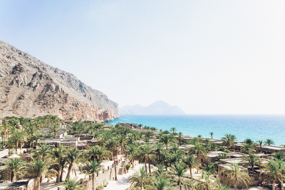 musandam - The secluded Musandam Peninsula to the north of the country boasts crystal clear waters and jagged peaks.