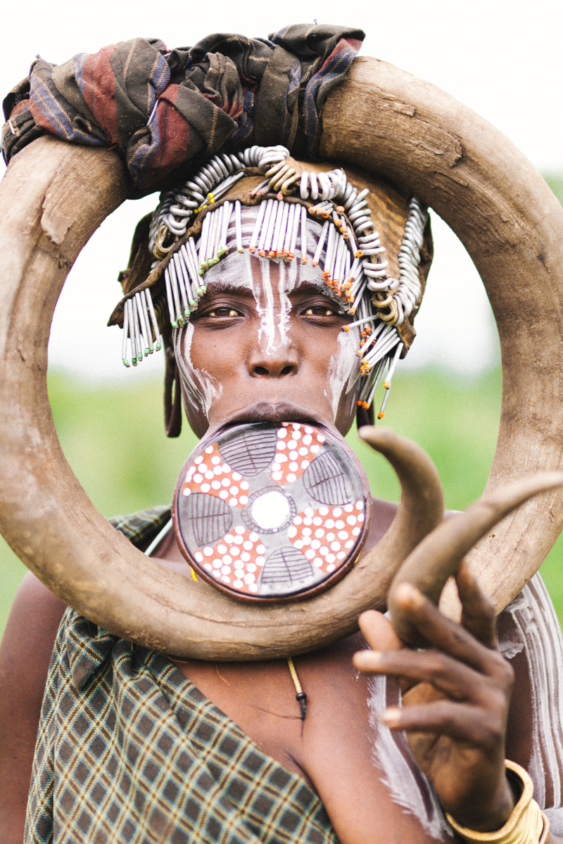 Ethiopia - Ethiopia's Omo Valley is known as the birthplace of mankind, and still holds some of the most diverse tribal groups in the African continent. Traverse the challenging landscape of the valley and register the beauty of human diversity and endangered tribal customs.
