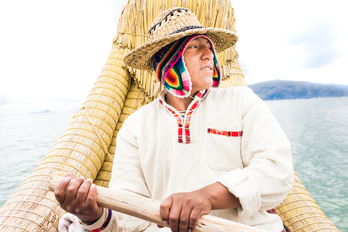 Peru - Peru's eclectic personality and vibrant colors are a feast for the eyes eagerly waiting to be photographed alongside the warm nature of its people.