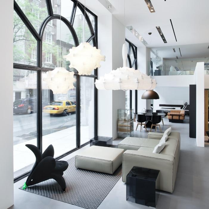 DDC Showroom, New York