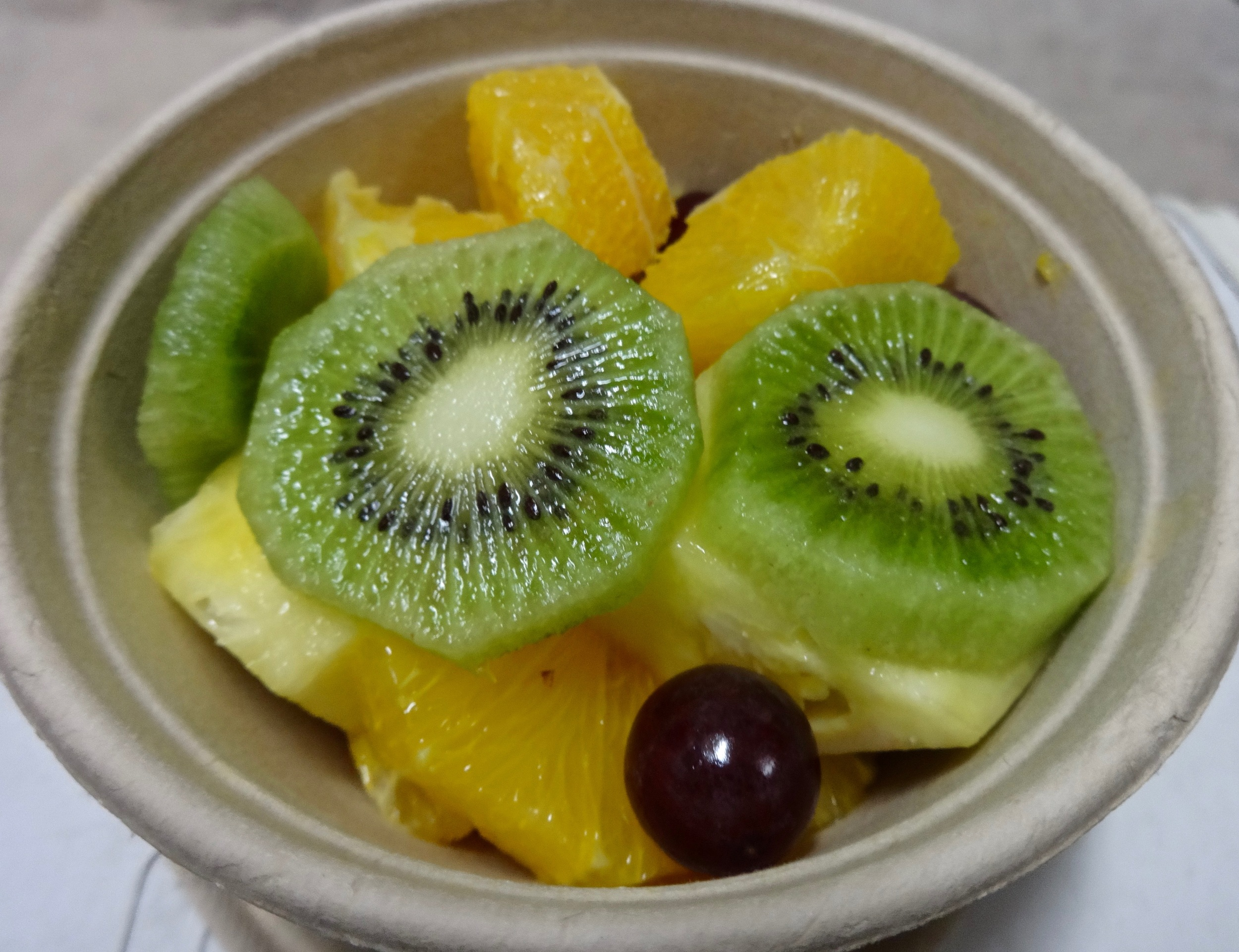 mixed fruit bowl from Little Skillet