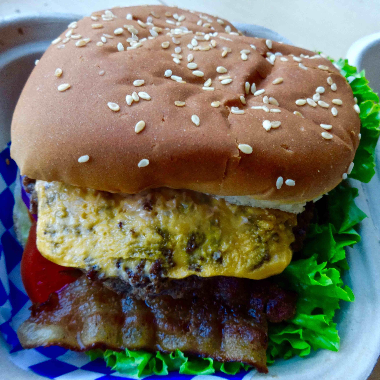the pagan burger