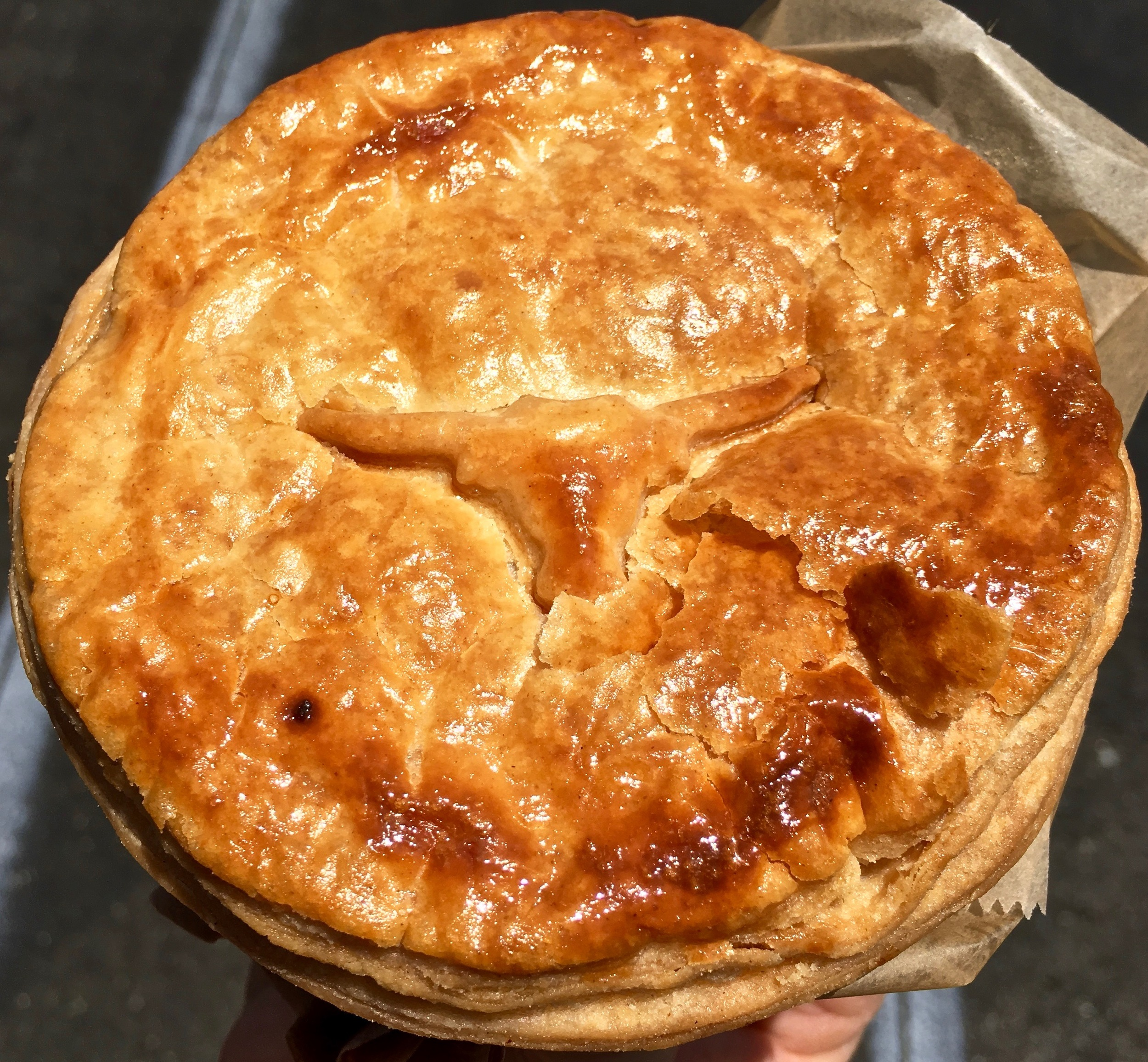 pie from Sage Bakehouse
