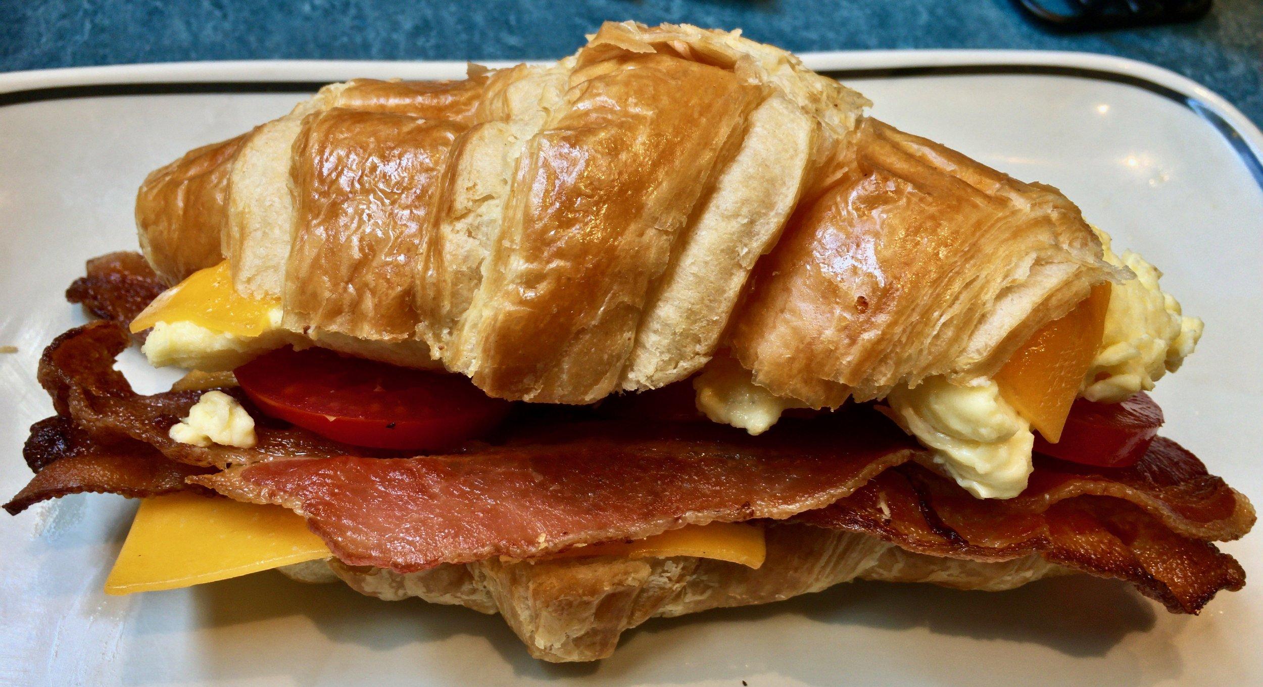the commuter croissant