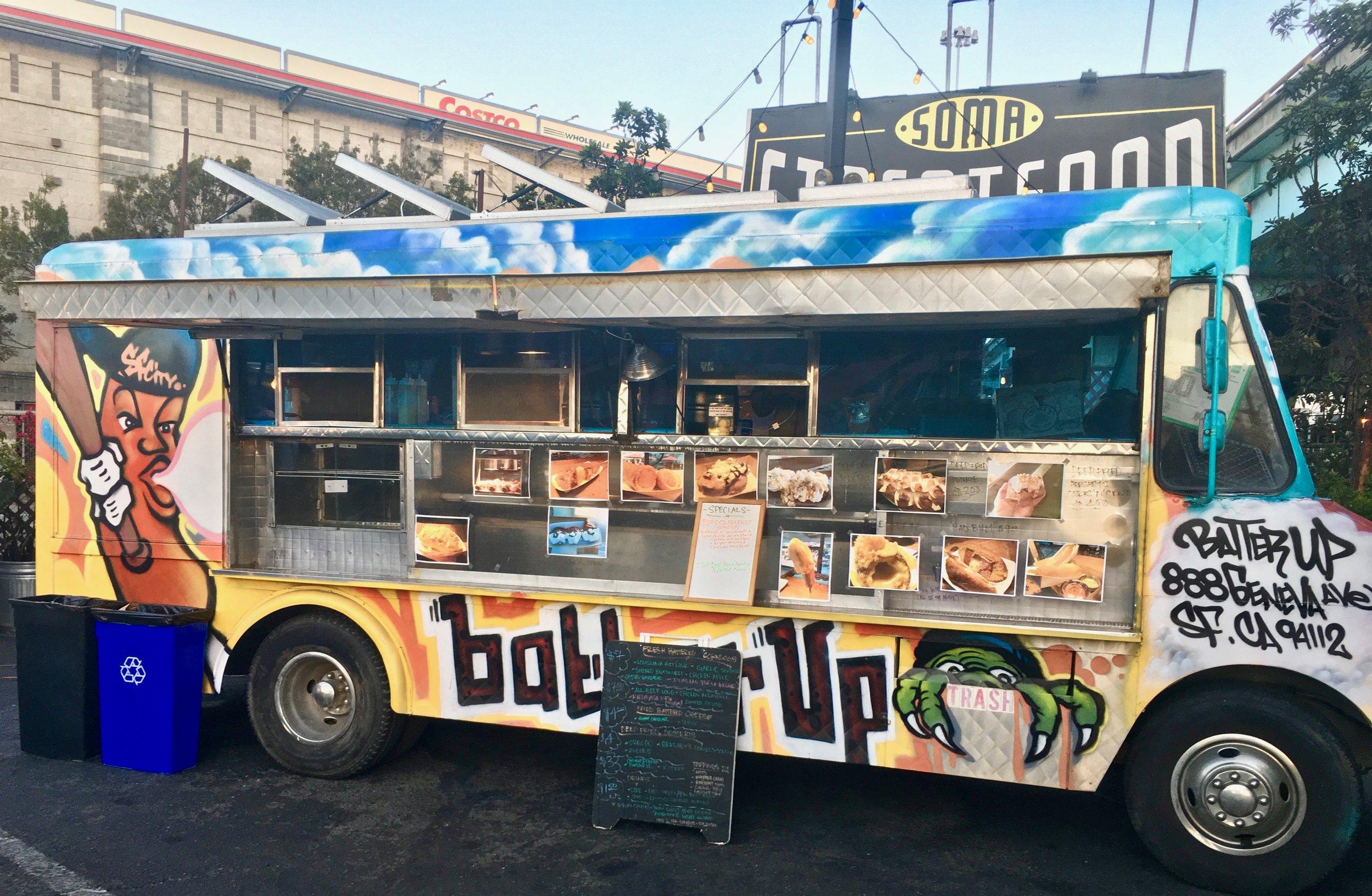 Batter Up food truck