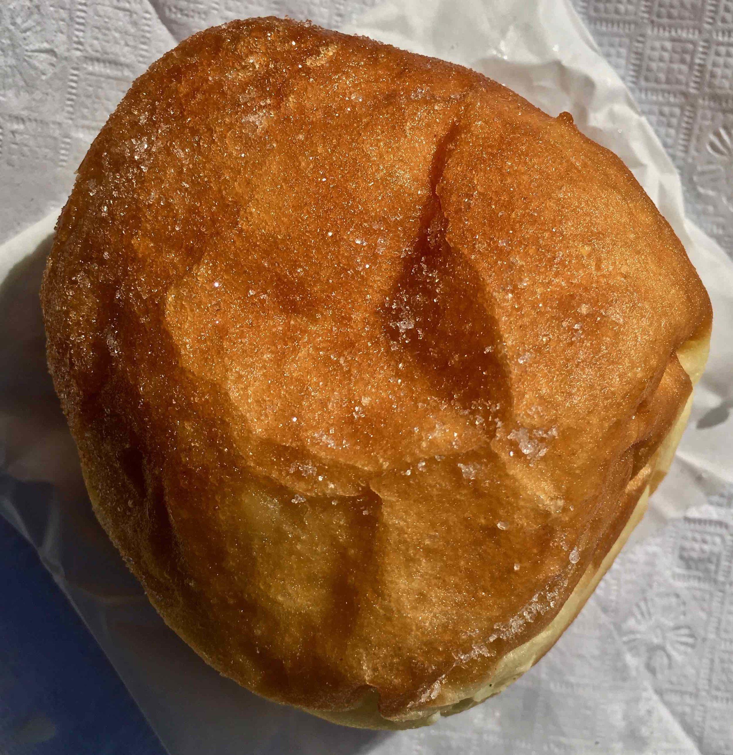 sugared sazerac doughnut